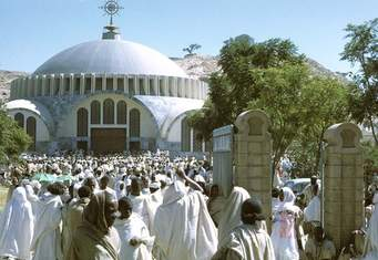 Ethiopian orthodox tewahdo church sunday school department the church of our lady mary of zion claims to contain the original ark of the covenante feast of the ark of the covenant locally known as tabote tsion publicscrutiny Images